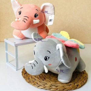 عروسک پولیشی طرح فیل