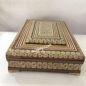 جعبه قرآن خاتم