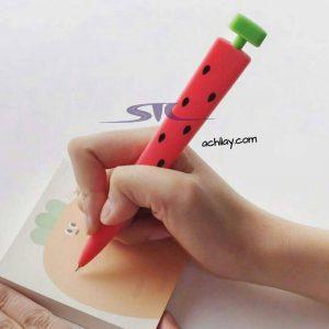 مداد فشاری طرح هندوانه